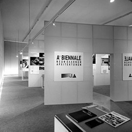 1st Biennale of Young Greek Architects exhibition