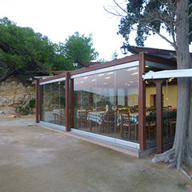 CAVOS fish restaurant, Isthmia, Corinthos
