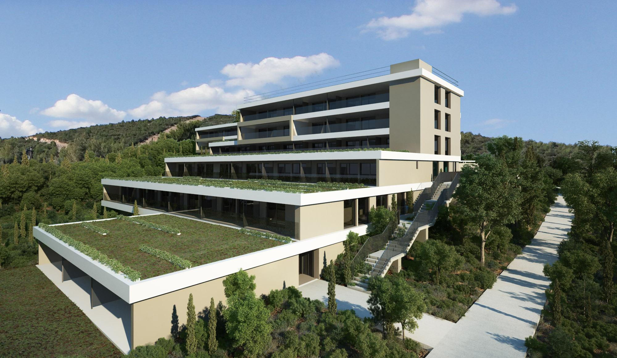 EVER EDEN HOTEL Building C, Lagonissi,Athens