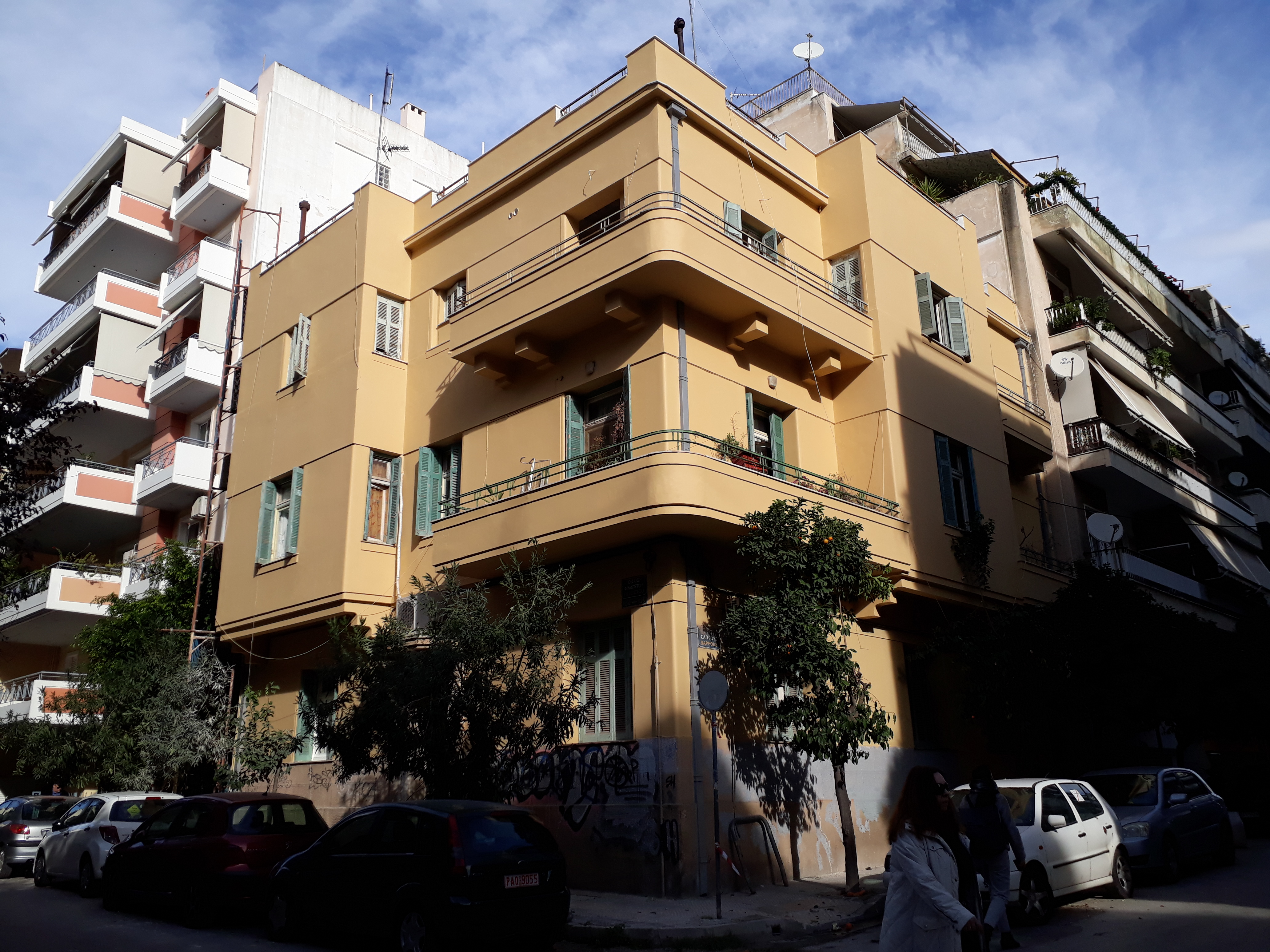 Two apartments in Callithea, Athens